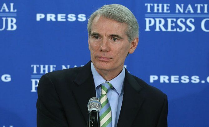 Sens. Rob Portman And Chuck Schumer Propose International Tax Reform  Sign now: Tell Congress to oppose @SenSchumer & @RobPortman's corporate tax giveaway http://share.credoaction.com/146425708t?referring_akid=.5165733.Trf6bn via @CREDOMobile #p2