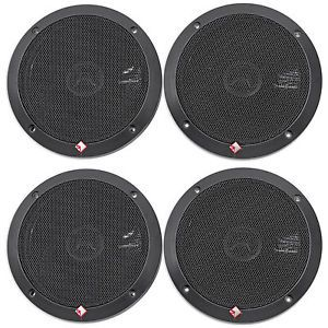 a 4 rockford fosgate punch p1650 440w 65 2 way car audio speakers euro fit