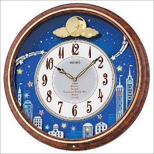 Seiko melodies in motion best of the beatles for Seiko musical wall clocks beatles