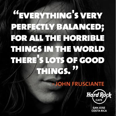 64 best frusciante and rhcp images on Pinterest | Chili ... John Frusciante Quotes
