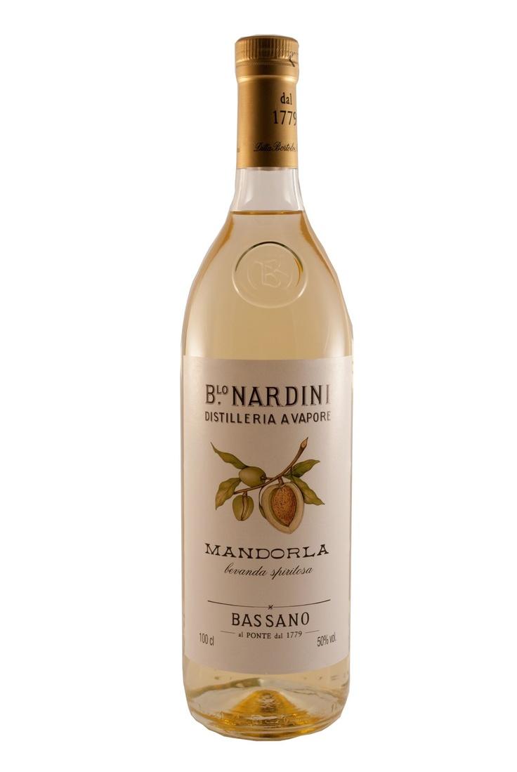 Nardini Grappa alla Mandorla / 50% vol (1 Liter)