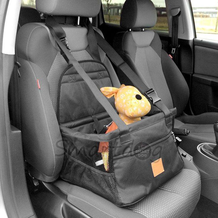 DriveDog Autosæde til hunde → Hurtig levering og billig fragt