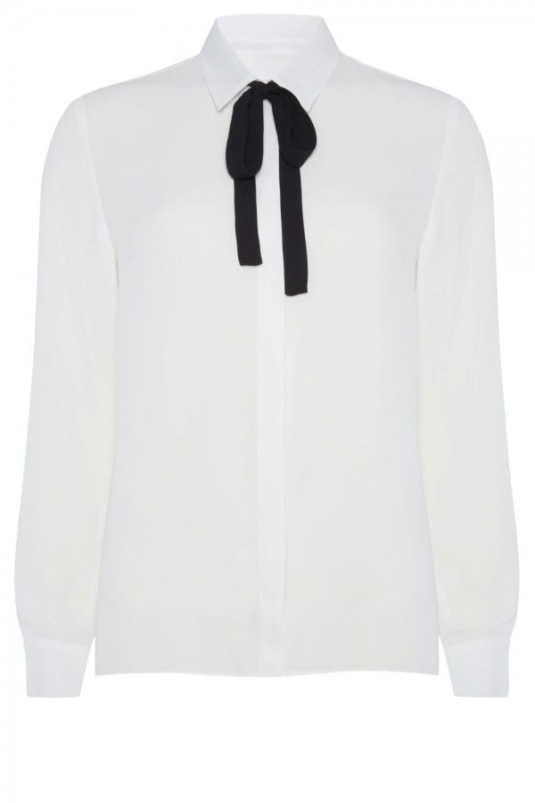 Primark Pussybow Blouse, £9