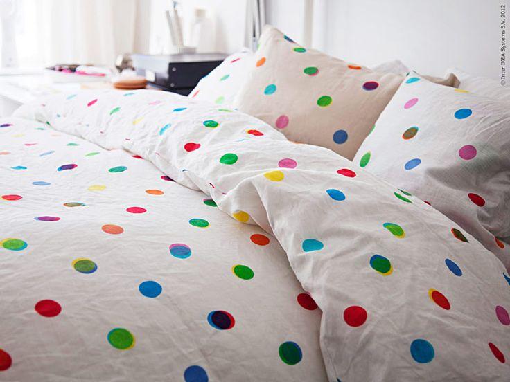 Pricka rätt med linne | IKEA Livet Hemma – inspirerande inredning för hemmet