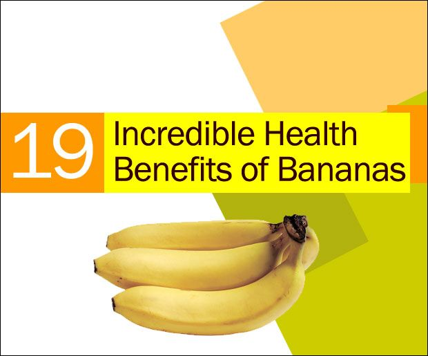 Bananas are one of the most widely consumed fruits in the world for good reason. Check here for Incredible Health Benefits of Bananas.
