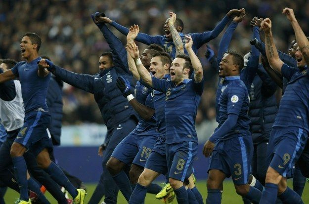 This is France's 14th FIFA World Cup and there are many reasons why you should cheer for them. | 16 Reasons To Support France In The World Cup
