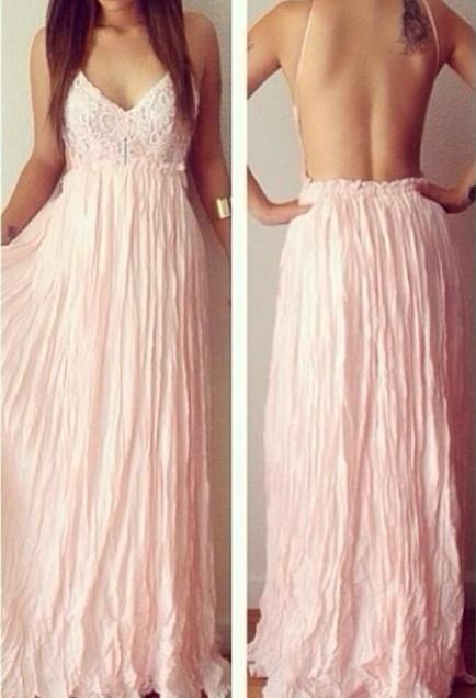 Pink lace sexy dress AZ910FB from MegaFashion