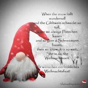 Weihnachtssprüche für Weihnachtsgrüße                                                                                                                                                                                 Mehr