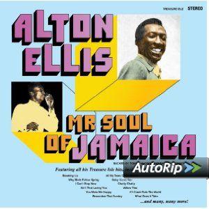 Alton Ellis - Mr Soul Of Jamaica  #christmas #gift #ideas #present #stocking #santa #music #records