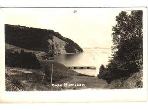 Cape Blomidon, N.S.,Post Card,