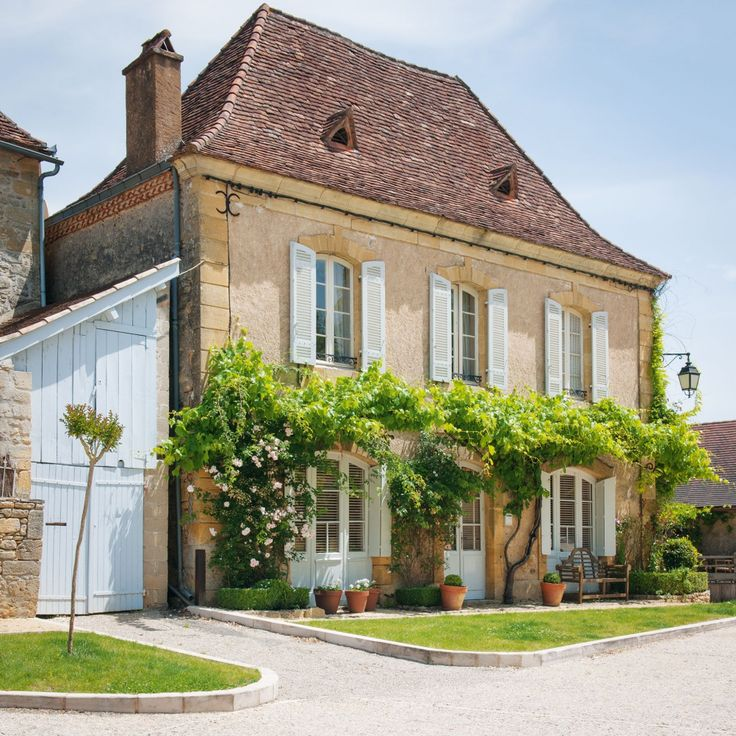 116 best Exteriors - English & French Style images on Pinterest ...