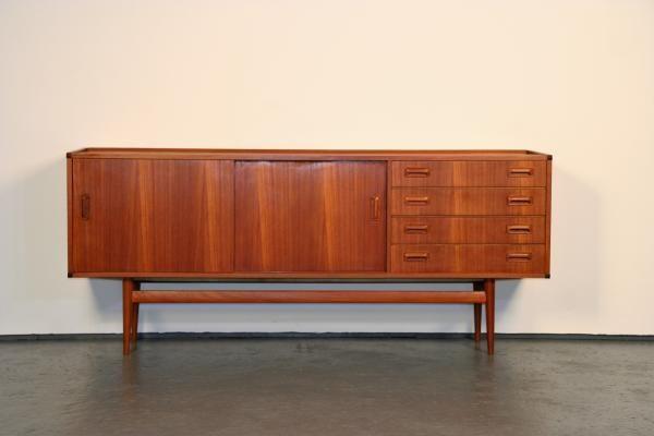 Teak Sideboard from Musterring, 1960s 1