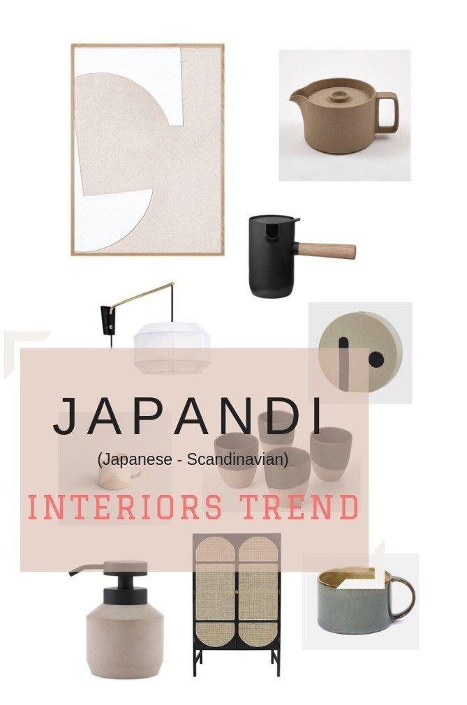 Japandi Home Interiors Trend Accessories Ideas And Inspiration Interior Trend Scandinavian Design House Scandinavian Interior Design