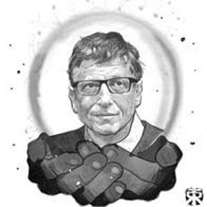 빌 게이츠의 불길한 예언  빌 게이츠는 1999년 3월 발간한 `비즈니스@생각의 속도`에서 많은 것을 예언했다. 이 중 가장 놀라운 대목은 사람들은 작은 기기를 가지고 다니며 업무를 처리하고, 뉴스를 보며 예약한 항공편을 확인하고 금융시장 정보를 얻을 것이라며