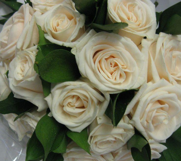 Fresh flower vandella rose bouquet.