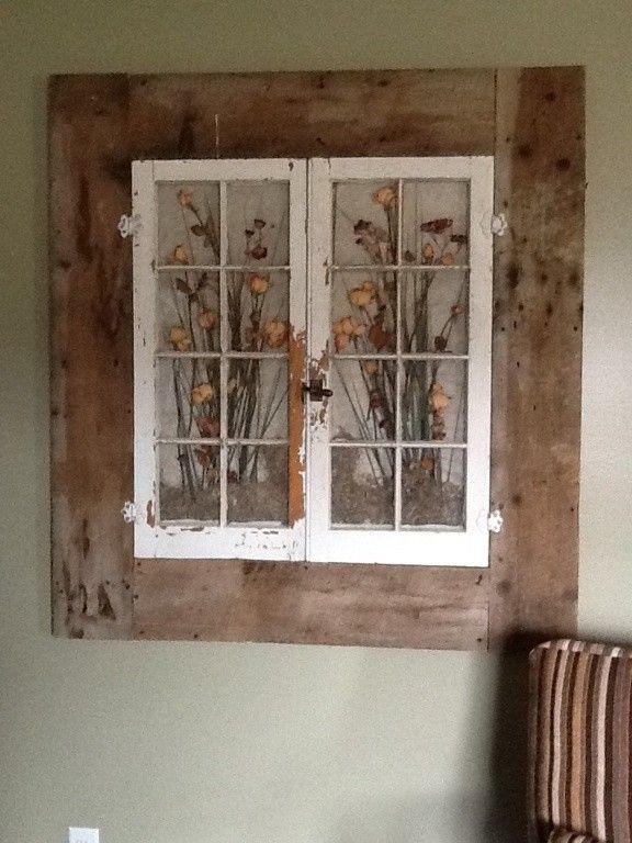 25 best old barn windows ideas on pinterest barn for Ideas using old barn wood