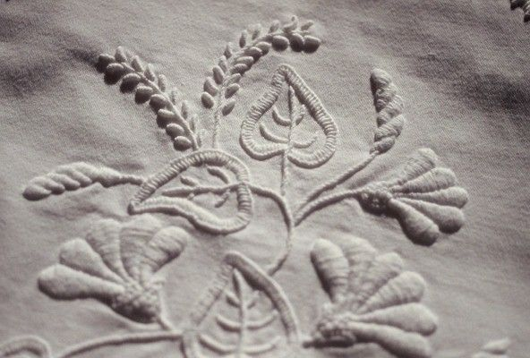 Mountmellick   Embroidery from Ireland