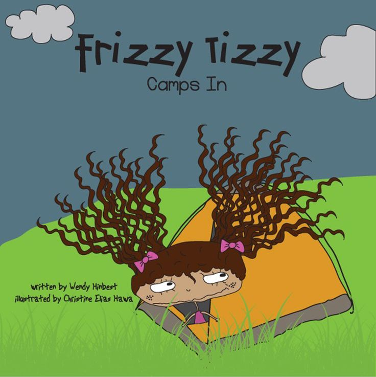 Frizzy Tizzy's plans change unexpectedly, but she quickly learns to adapt.
