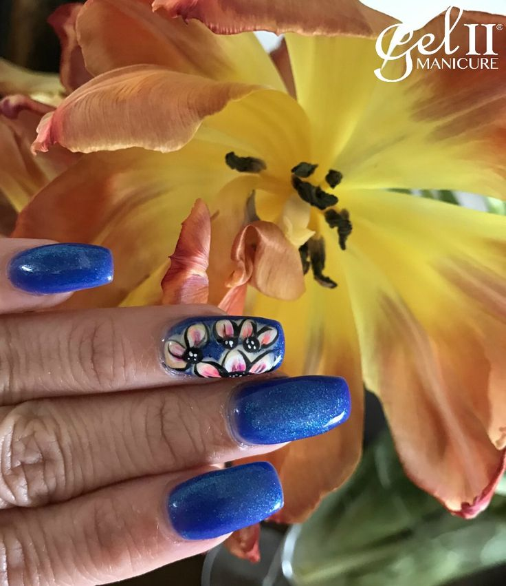 9 best gel ii seaside shimmer nail art images on pinterest nail sultry sunset prinsesfo Images