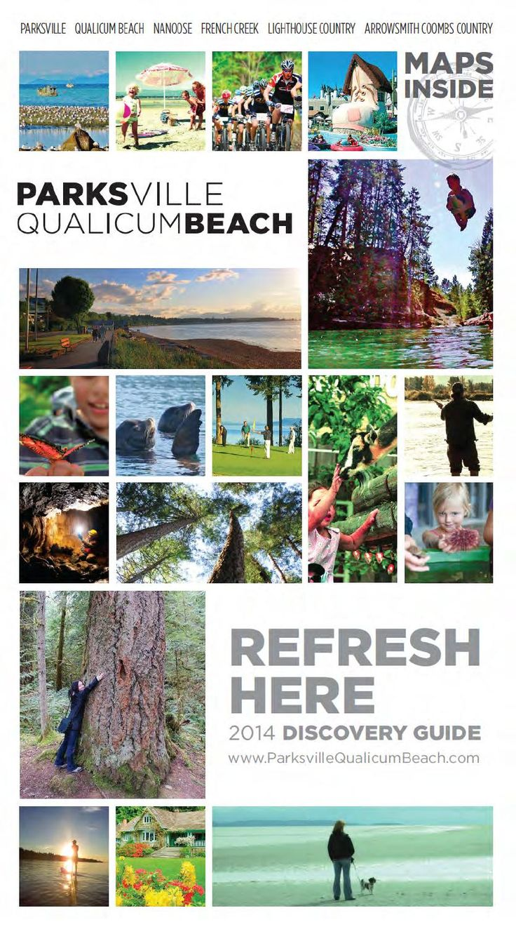 Download the 2014 Parksville Qualicum Beach Discovery Guide for Vancouver Island maps, accommodations, golf, attractions and much more.