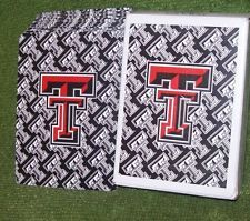 Texas Tech University Playing Cards - Single Deck