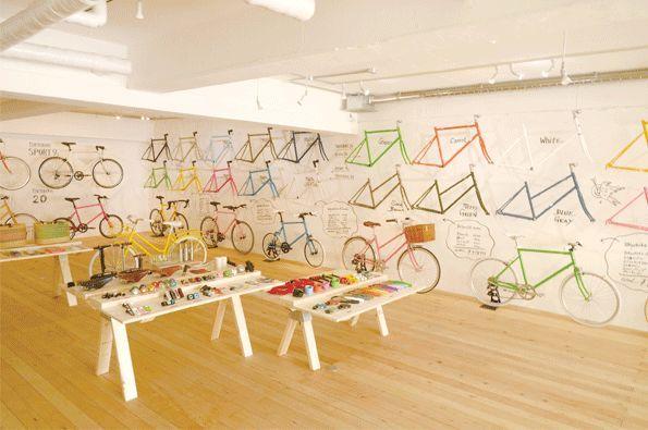 hipshops Tokyo - tokyobike shop