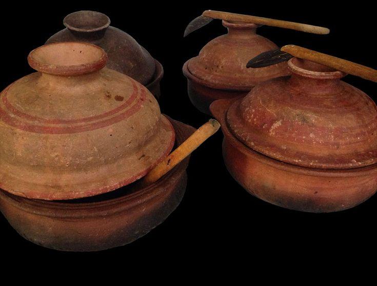 Curry-Pots