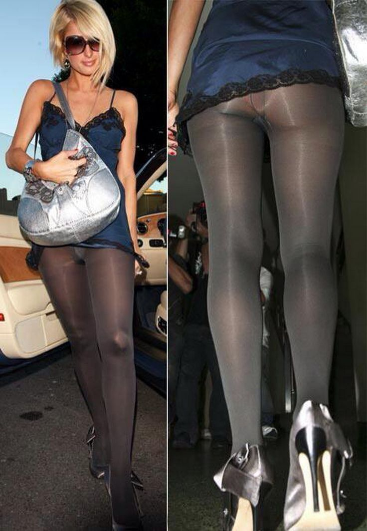 Wear Pantyhose Not 10