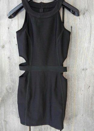 Kup mój przedmiot na #vintedpl http://www.vinted.pl/damska-odziez/krotkie-sukienki/16351574-bandazowa-sukienka-wyciecia-cut-out