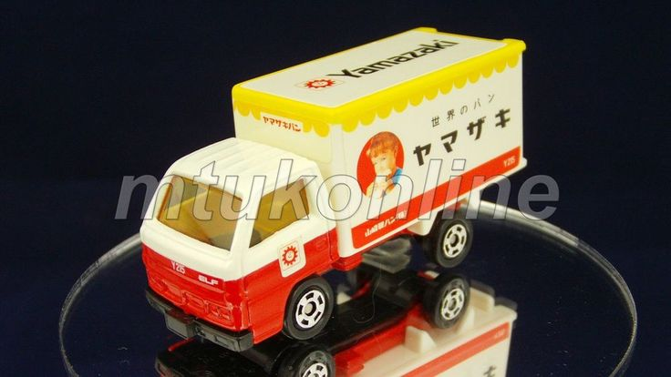 TOMICA 049G YAMAZAKI DELIVERY TRUCK | 1/78 | CHINA | 049G-01 | FIRST