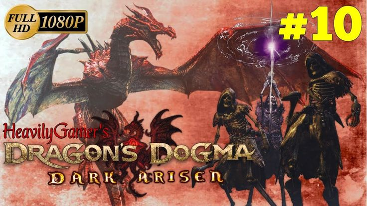 Dragon's Dogma: Dark Arisen (PC) Gameplay Walkthrough Part 10: I'm Stuck...