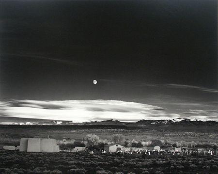 Ansel Adams, amazing individual.: Photography Discussions, Inspiration, Art Photography, Photography Enthusiasts, Ansel Adams Moonrise, Ansel Adams Photography, Ansel Adams New Mexico, Moonrise Hernandez