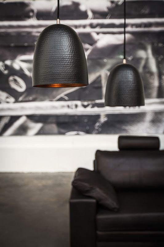 Olive pendant in black  Danish Interior Design Budapest
