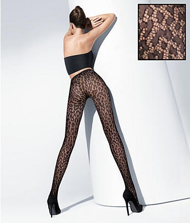 @Patricia Korth-McDonnell: Wolford Leo, Patricia Korth Mcdonnel, Tights Hosiery, Lace Tights, Hosiery 191 00, Leo Lace