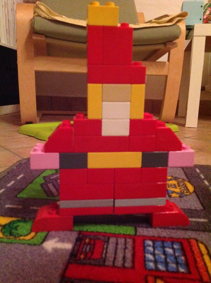Babbo Natale di Lego Duplo!