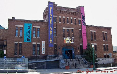 The MOST (Museum)-Armory Sq Syracuse, NY