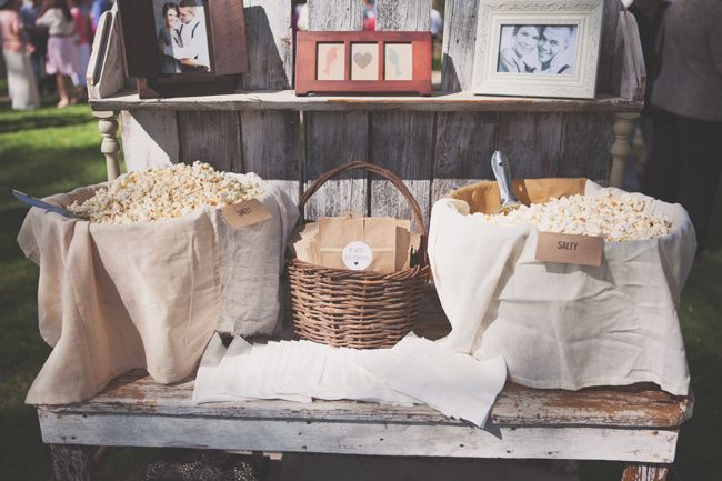 pictures of rustic wedding reception with coffee | Country Rustic DIY Wedding - Rustic Wedding Chic