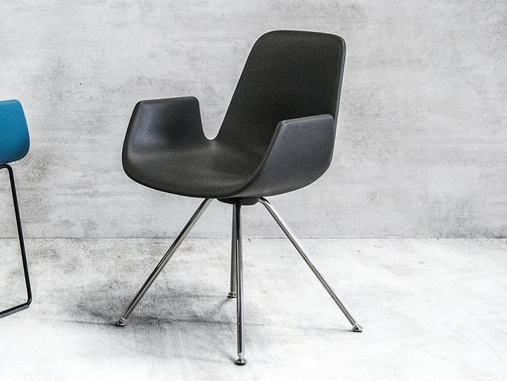 STEP Trestle Based Chair Step Collection By Tonon Design Mac Stopa