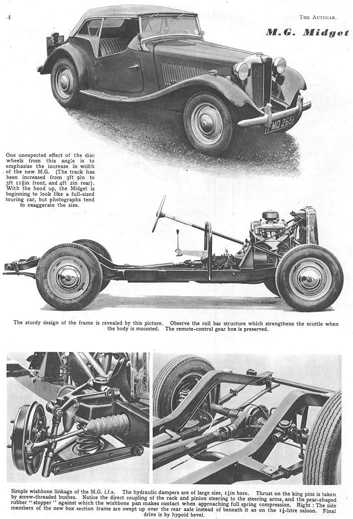 295 best MY OLD FLAME-THE MG TD images on Pinterest   Vintage cars ...