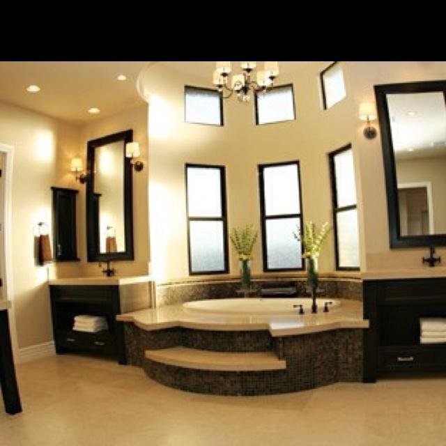 Master Bedroom Jacuzzi Designs 148 best bathroom designs images on pinterest | master bathrooms