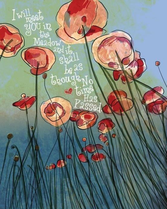 rainbow bridge poem for the loss of a pet http://pinterest.net-pin.info/