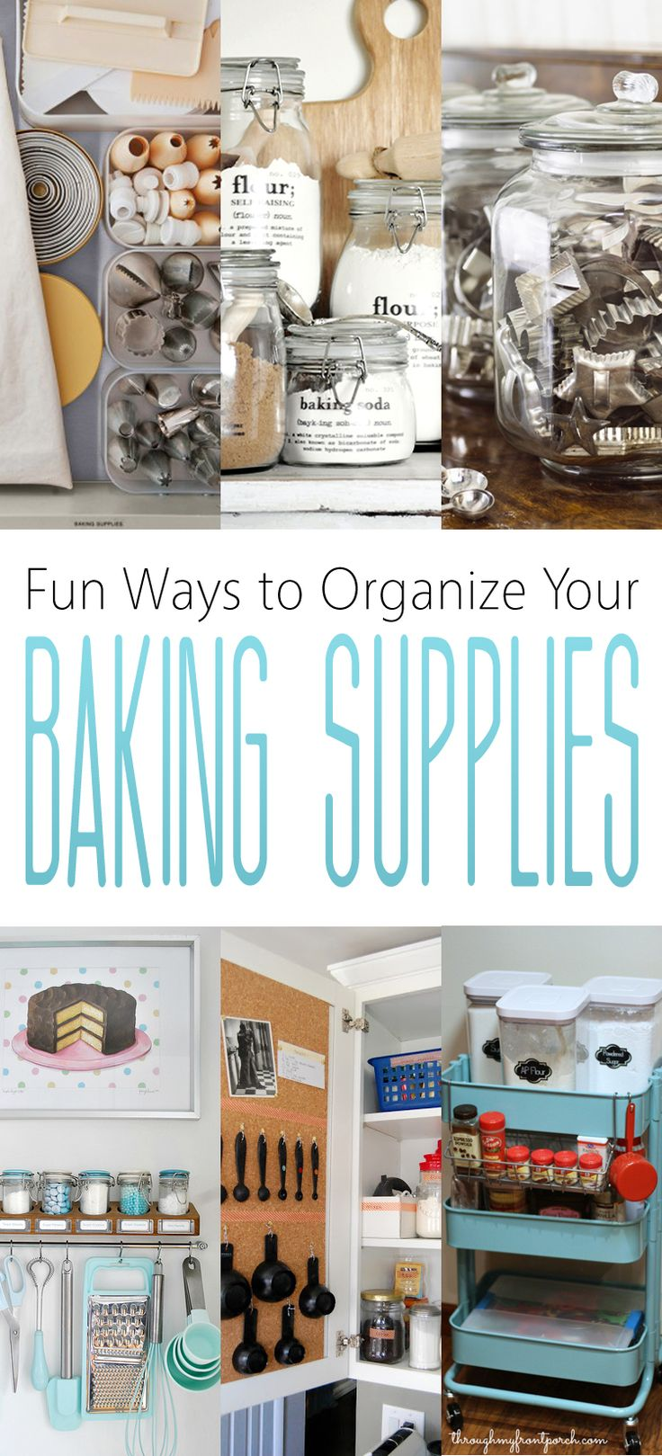 Are you someone that loves to bake like me? Do you have trouble finding some little things that you need when you start making a delicious treat for the family…like me? Well if you answered no…that is fabulous…but if you answered yes that means you just might be a little unorganized and could use some …