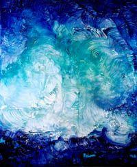Sugar (2004)  oil on canvas  1827 x 1523mm