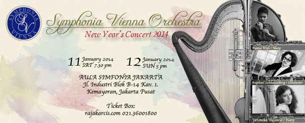 Symphonia Vienna Orchestra 2014