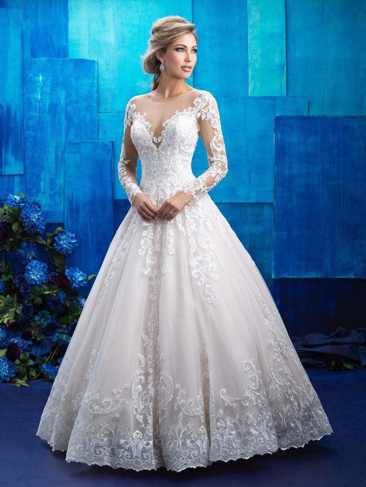 475 best allure bridals images on Pinterest