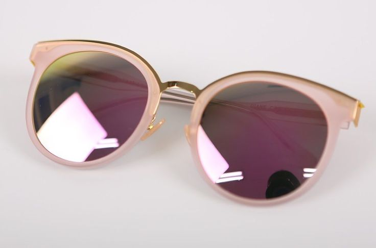 "Limelight Korean Eyewear Fashionable Wearable Sunglasses ""Diane C PK"" Pink   eBay"