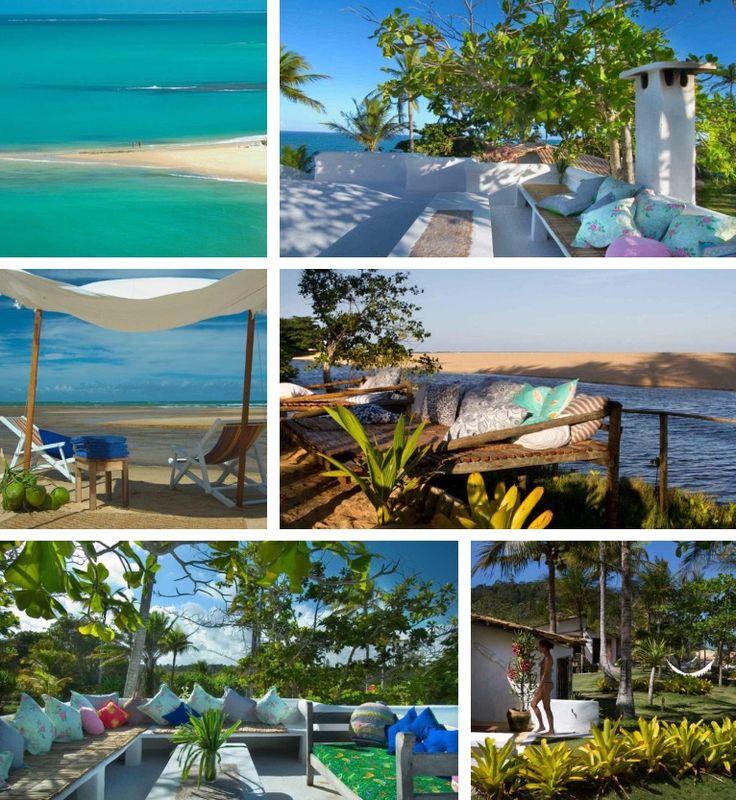Hotel Fazenda Calá & Divino Praia do Espelho -Trancoso -Brasil