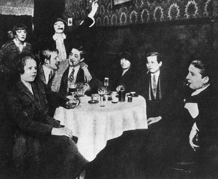 Berlin Club, 1920s