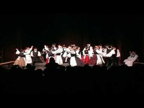Debreceni Népi Együttes Felnőtt csoportja (Lux)  - Mezőségi