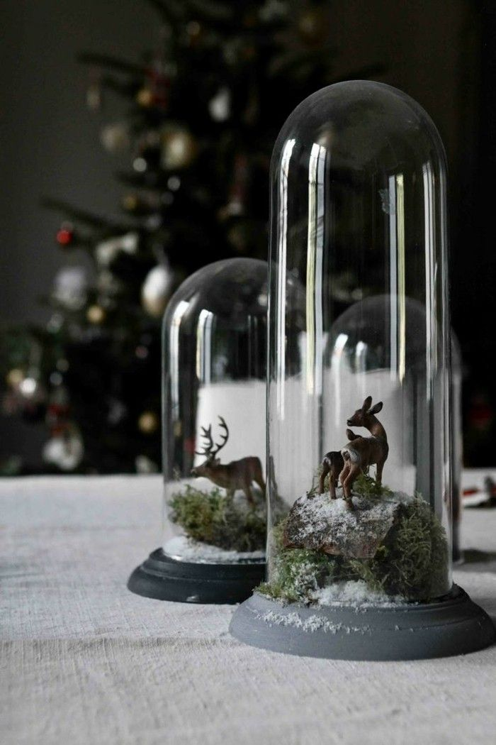 1000 id es sur le th me d co de no l sur pinterest for Decoration de noel originale